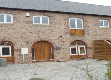 Thumbnail 2 bedroom barn conversion to rent in New Road, Starcross, Exeter