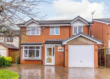 Thumbnail 5 bed detached house for sale in Willowbank Road, Knowle, Solihull