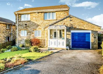 Thumbnail 3 bed detached house for sale in Gatehead Bank, Marsden, Huddersfield
