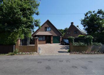 Thumbnail 3 bedroom detached bungalow for sale in Upper Old Street, Stubbington, Fareham
