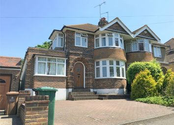 Thumbnail 3 bedroom semi-detached house for sale in Commonfield Road, Banstead