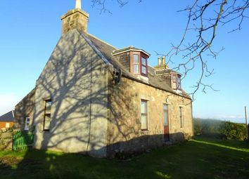 Thumbnail 3 bed cottage to rent in Cammachmore, Stonehaven