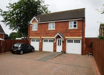 Thumbnail 2 bed detached house for sale in Hutton Way, Framwellgate Moor, Durham