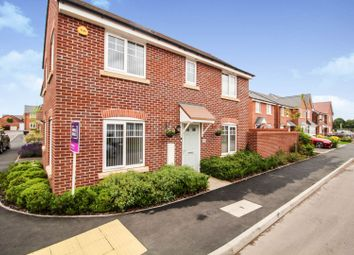 Thumbnail 3 bed detached house for sale in Wigse Avenue, Kidderminster