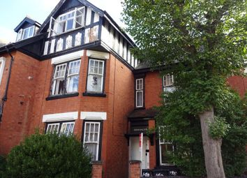 Thumbnail 2 bed flat for sale in Flat 4, Mere Road, Spinney Hill, Leicester