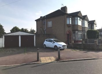 Westrow Drive, Barking IG11. 3 bed end terrace house