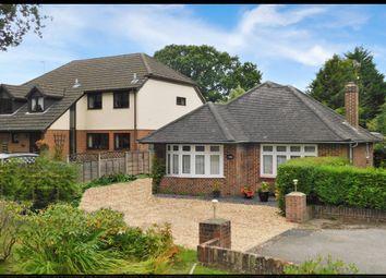 Thumbnail 3 bed detached bungalow for sale in Lyndhurst Road, Ashurst, Southampton