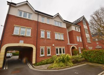 Thumbnail 2 bed flat for sale in Barton Road, Eccles, Manchester