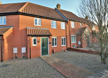 Thumbnail 3 bed terraced house for sale in South Green, Dereham