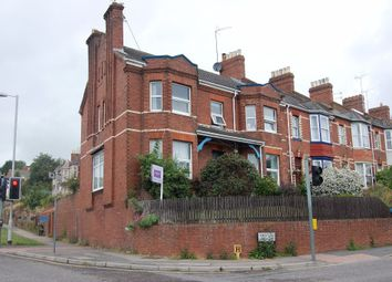 Thumbnail 7 bed end terrace house to rent in Exwick Road, Exeter