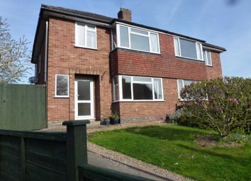 Thumbnail 3 bed semi-detached house for sale in Wharf Street, Warwick