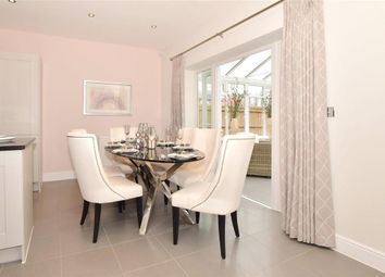 Thumbnail 4 bed detached house for sale in Kingsborough Manor, Eastchurch, Sheerness, Kent