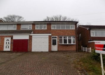 Thumbnail 3 bed property to rent in Fordwater Road, Streetly, Sutton Coldfield