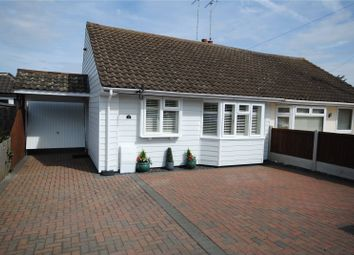 Thumbnail 2 bedroom semi-detached bungalow for sale in Duffield Road, Chelmsford, Essex