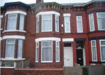 Thumbnail 5 bed shared accommodation to rent in Seedley Park Road, Salford