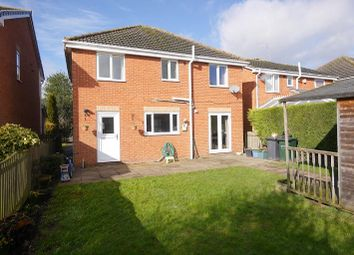 Thumbnail 4 bed detached house for sale in Pindars Way, Barlby