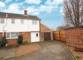 Thumbnail 3 bed property for sale in Lark Close, Chilwell, Nottingham