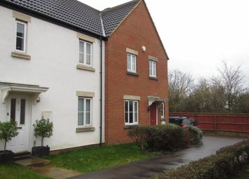 Thumbnail 3 bedroom semi-detached house to rent in Adelante Close, Stoke Gifford, Bristol