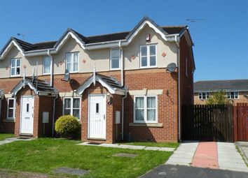 Thumbnail 2 bed semi-detached house to rent in Hughes Drive, Crewe