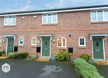 Thumbnail 3 bedroom terraced house for sale in Malkins Wood Lane, Worsley, Manchester, Greater Manchester