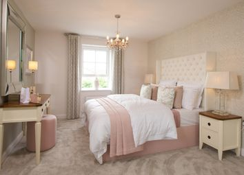 "Thumbnail 5 bed detached house for sale in ""Stratford"" at Fen Street, Brooklands, Milton Keynes"