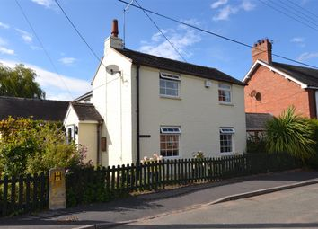 Thumbnail 3 bed cottage for sale in Rose Cottage, Cross St, Gnosall