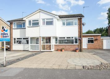 Thumbnail 3 bed semi-detached house for sale in Greenfield Road, Ramsgate