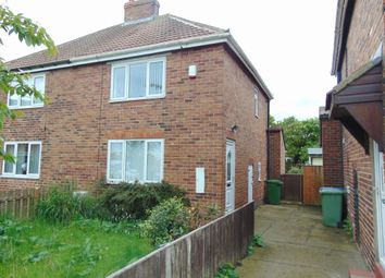 Thumbnail 2 bedroom semi-detached house to rent in Luke Terrace, Wheatley Hill, Durham