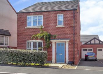 Thumbnail 3 bed detached house for sale in Spitfire Road, Castle Donington, Derby