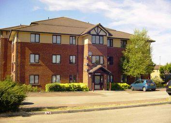 Thumbnail 2 bedroom flat for sale in Moorgate, Leadenhall, Milton Keynes
