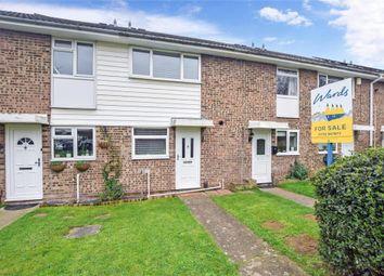 Thumbnail 2 bedroom terraced house for sale in Keats Road, Larkfield, Aylesford, Kent
