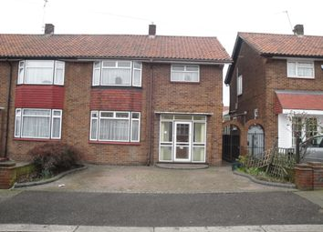 Thumbnail 3 bed terraced house to rent in Abercorn Gardens, Chadwell Heath