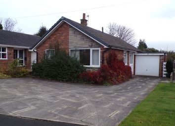 Thumbnail 2 bed bungalow for sale in Borrowdale Road, Leyland, Lancashire