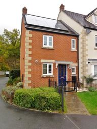Thumbnail 2 bed semi-detached house to rent in The Leasowes, Ledbury, Herefordshire
