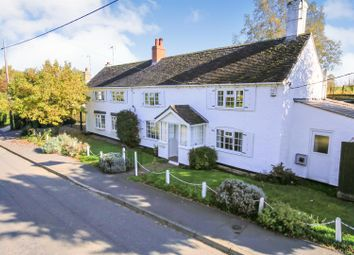 Thumbnail 4 bed detached house for sale in The Graylings, Shawell, Leicestershire