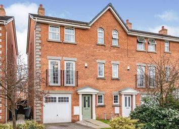 Thumbnail 4 bed semi-detached house for sale in Drayton Close, Great Sankey, Warrington, Cheshire