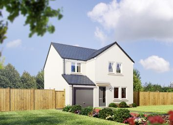 "Thumbnail 4 bed detached house for sale in ""The Leith"" at Colcoon Park, Gorebridge"