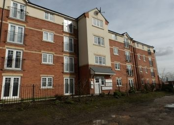 Thumbnail 1 bed flat to rent in Hucklow Drive, Warrington