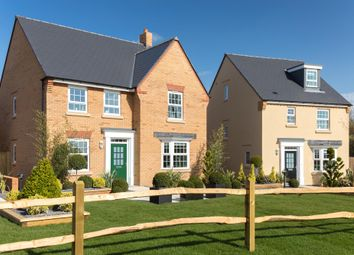 "Thumbnail 4 bed detached house for sale in ""Bayswater"" at Wookey Hole Road, Wells"