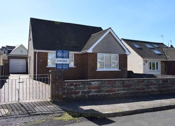 Thumbnail 3 bed detached bungalow for sale in Hazel Close, Danygraig, Porthcawl