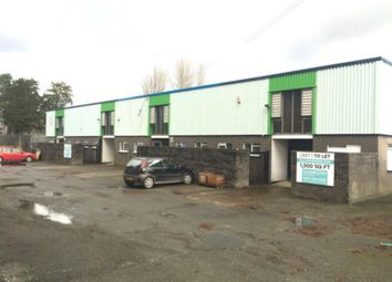 Thumbnail Light industrial to let in Units 1, 2 And 3, Bala Industrial Estate, Bala