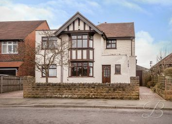 Thumbnail 4 bed detached house for sale in Garth Road, Mansfield