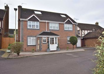 Thumbnail 5 bed detached house for sale in Vernal Close, Abbeymead, Gloucester