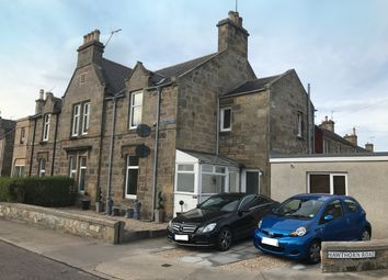 Thumbnail 3 bed flat for sale in Grant Street, Elgin