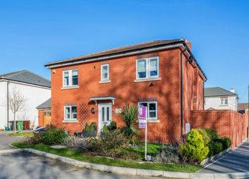 Thumbnail 4 bedroom detached house for sale in Old Canal View, Wantage