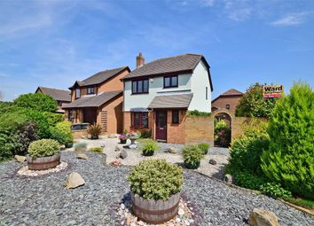Thumbnail 3 bed detached house for sale in Willowside, Snodland, Kent