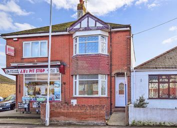 Thumbnail 2 bed semi-detached house for sale in Minster Road, Minster On Sea, Sheerness, Kent