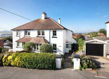 3 bed semi-detached house for sale in Bishopsteignton, Teignmouth, Devon TQ14