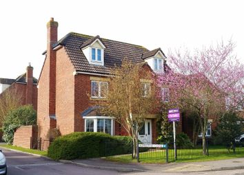 Thumbnail 5 bed detached house for sale in Homestead Close, Frampton Cotterell