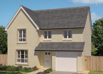 "Thumbnail 4 bed detached house for sale in ""Cullen"" at Clippens Drive, Edinburgh"